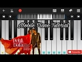Atif Aslam | Pehli Dafa | Illeana D'Cruz | Hindi Song | Easy Mobile Perfect Piano
