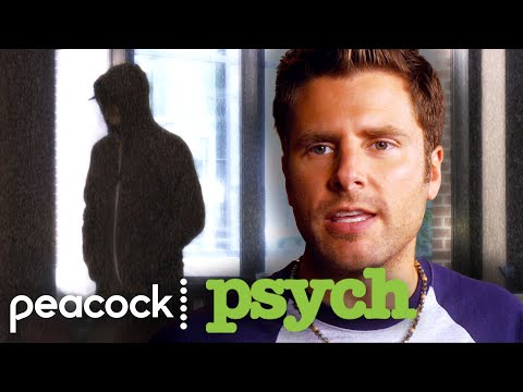Shawn Recreates The Shooting Scene | Psych