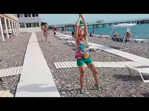 Поинг - новое развлечение и вид спорта в Лазаревском