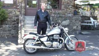 10. The 2010 Triumph Thunderbird Review - Overview