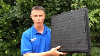 PRODUCT REVIEW: Square Manhole Covers for Circular Mini-Chambers - CLKS300 | Drainage Sales