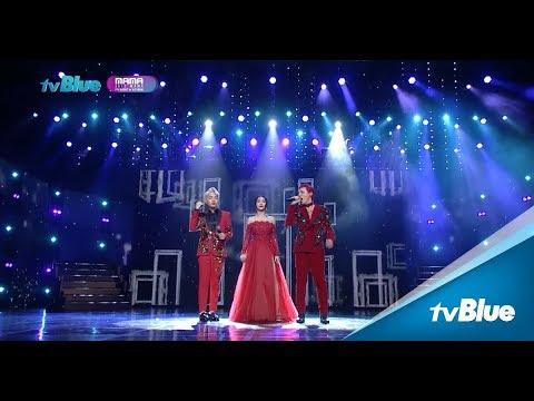 [2017 MAMA Premiere in Vietnam] Erik + Đức Phúc + Hòa Minzy -  Mashup Cùng đành thôi + Y.Ê.U - Thời lượng: 6:08.