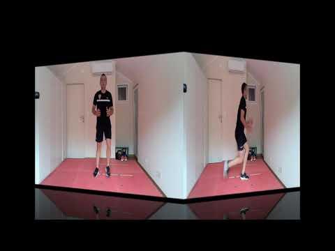 #Vježbajdoma za suce 13: Pliometrijski trening 2