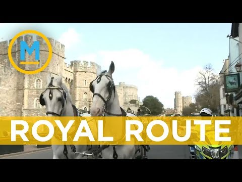 Interesting facts about Meghan and Harry's procession route through Windsor | Your Morning