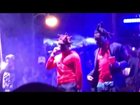 Kodak Black - Weatherman (Live at Trap Circus At the RC Cola Plant in Wynwood on 11/22/2017)