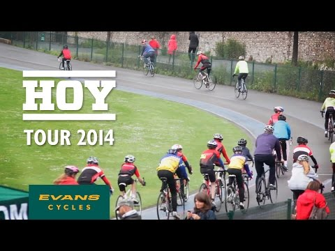 Video: Hoy bikes on tour