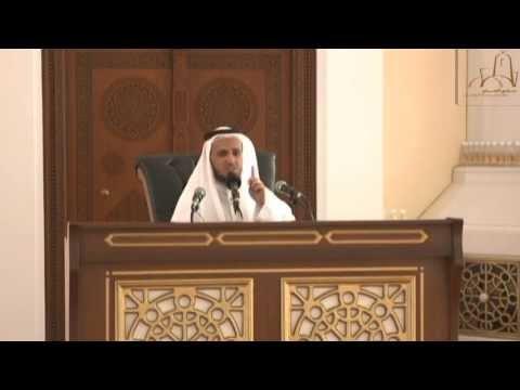درس العصر ليوم 12 رمضان 1434 هـ