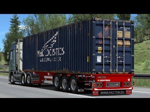 Pacton trailer v1.0