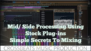 Download Lagu Mid/Side Clarity - EQ Tricks | Simple Secrets To Mixing | Parts 2 | Studio One 3.5 Mp3