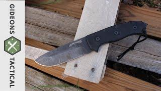 The Premium Tank: First Edge 5050 Survival Knife