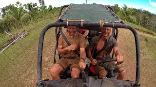 Hop in and take a ride with Jason Neilus and pals as they plow through giant mud puddles in the jungles of Palau. Shot 100% on...