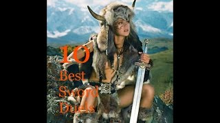 Video TEN BEST SWORD FIGHTS (One on One duels) MP3, 3GP, MP4, WEBM, AVI, FLV Januari 2019