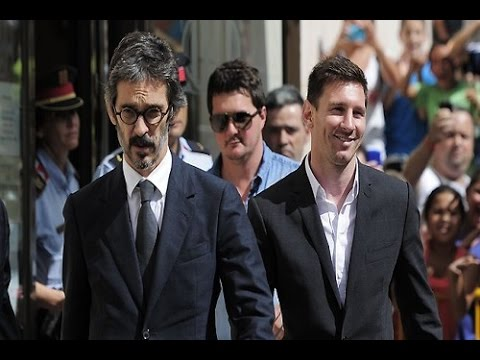 Barcelona star Lionel Messi to face tax evasion trial