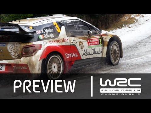 Vídeo previo WRC Rallye Monte Carlo 2015