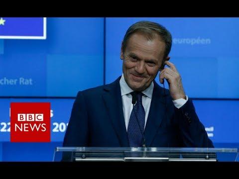 Tusk: 'Hell is still empty' - BBC News