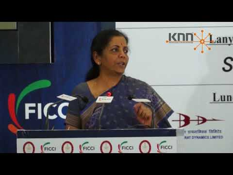 Nirmala Sitharaman invites private enterprises in Defence Sector (Watch video)