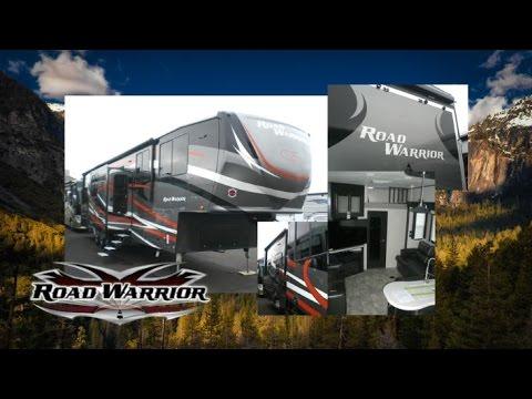 NEW 2017 Heartland RV Road Warrior 429   Indiana RV Dealer
