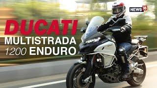 5. Ducati Multistrada 1200 Enduro Review | The Intimidating Beast