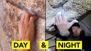 Projecting my FIRST V9 Outdoors: Includes a LEG JAM ( SO HARD! ) by  rockentry