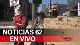 Activistas piden liberar a niños y sus familias de los centros de detención – Noticias 62 - Thumbnail