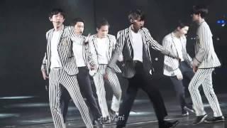 """Download Lagu 150718+0719 EXO'luXion Beijing """"Growl"""" KAI focus Mp3"""