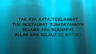 Lyrics Video   Taubat : NineBall