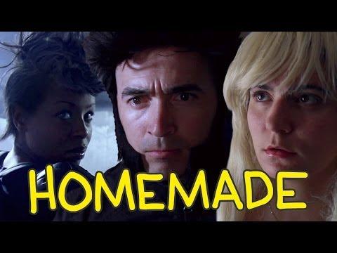 XMen Days of Future Past Trailer Homemade Shot for