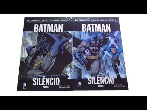 Batman - Silêncio   Loeb e Jim Lee
