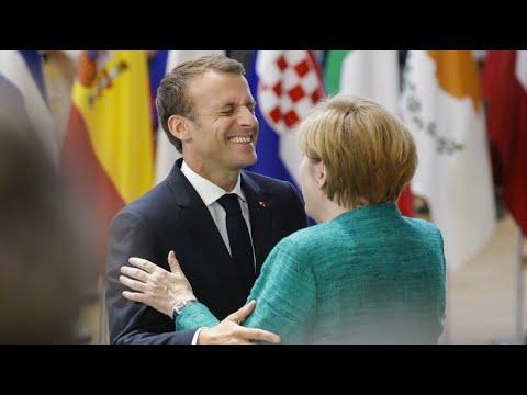 """Nahles zum EU-Gipfel-Ergebnis: """"Es ist ein Kurswechse ..."""
