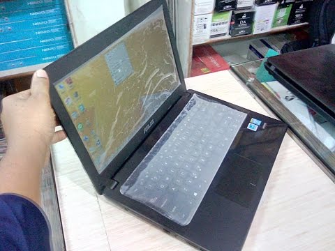Unboxing Asus Notebook PC (14 In/3rdGen/2GB/500GB) (F451CA-VX152D)