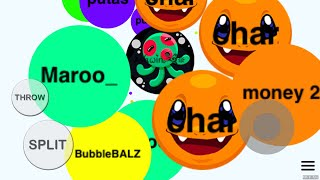 Blob.io Mobile INSANE POPSPLIT DESTRUCTION + BEST DOUBLESPLIT EVER ! PLAY BLOB.IO ? DOWNLOAD IT NOW ...