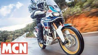 8. Honda Africa Twin Adventure Sports | First Ride | Motorcyclenews.com