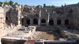 Corinth Greece  City new picture : Ancient Corinth - Greece HD Travel Channel