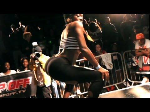 Twerking Whooty vs Big Booty TWERK OFF!