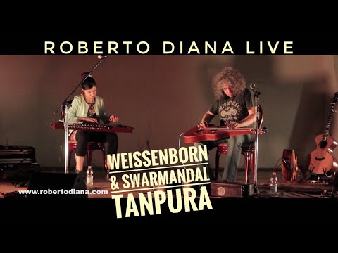 Roberto Diana - Last Goodbye live at Bibione Lighthouse (VE) (Weissenborn & Swarmandal Tanpura)