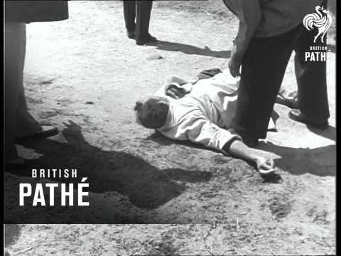 Morocco - Death Of An Assassin (1953)