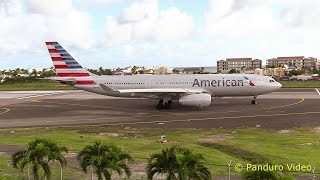 Plan Spotting Sunday 16-11-2014 Princess Juliana Airport, St. Maarten in Full HD 1080 and 50 frames / second. You can among others. see Boeing 747, 757, ...