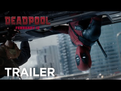 Add 'Deadpool' To Your Valentines Day Plans! (TRAILER)