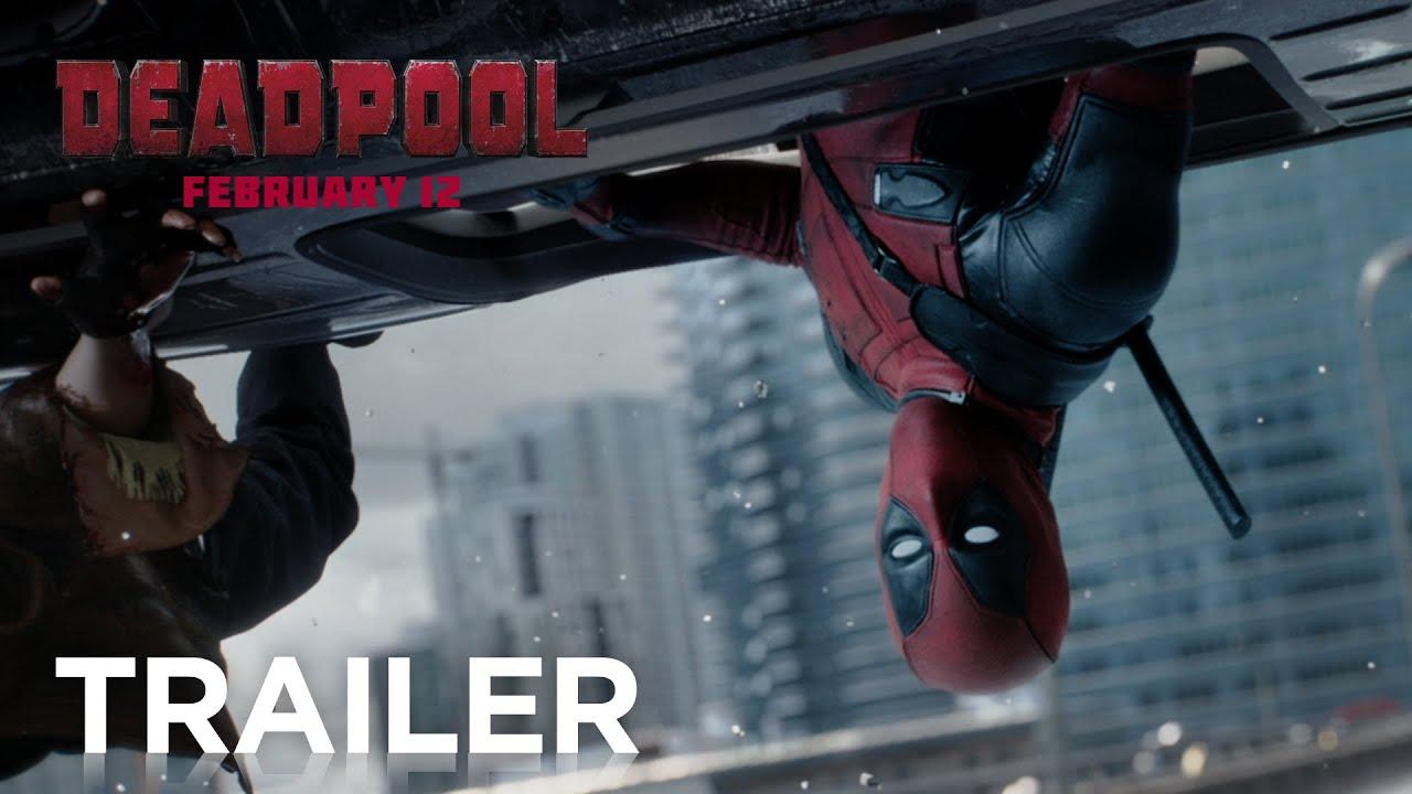 Trailer for Deadpool (2016) Image