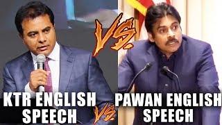 Video Pawankalyan English Speech Vs KTR English Speech | Who's The Best | Filmy Monk MP3, 3GP, MP4, WEBM, AVI, FLV April 2018