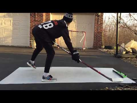 Shots with the new Bauer Vapor 1x Lite