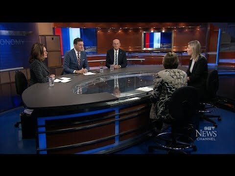 Is the election a referendum on Trudeau?