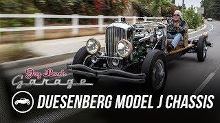 1931 Duesenberg Model J Chassis - Jay Leno's Garage by Jay Leno's Garage