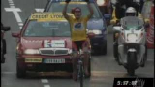 Lance Armstrong - Cycling Legend