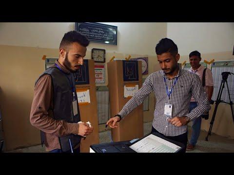 Nach Sieg gegen den IS: Erste Parlamentswahl im Ira ...