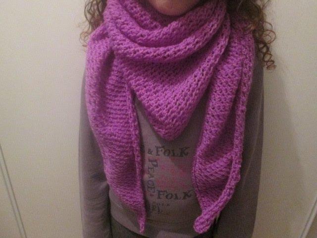Apprendre a faire des nappe au tricot term analysis: tricotin, Savoir Tout