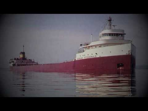 an analysis of the stanzas of wreck of the edmund fitzgerald by gordon lightfoot