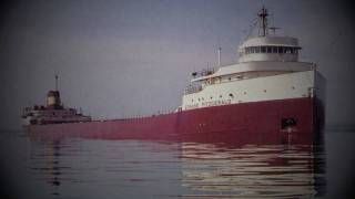 "Video ""The Wreck of the Edmund Fitzgerald"" - Gordon Lightfoot (HD w/ Lyrics) MP3, 3GP, MP4, WEBM, AVI, FLV Agustus 2018"