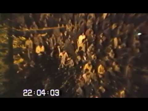 Demonstrationszüge Prager Straße - Dresden 1989 - 89- ...
