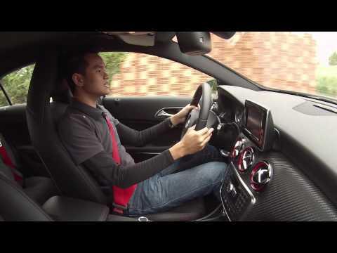 Đánh giá nhanh Mercedes A250 AMG